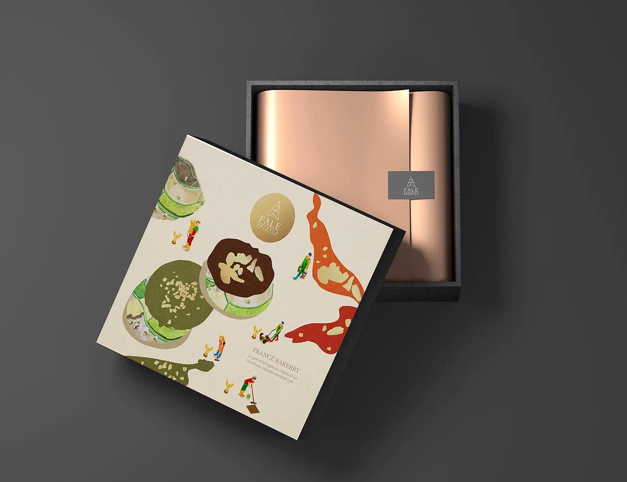 法樂公爵-米餅禮盒