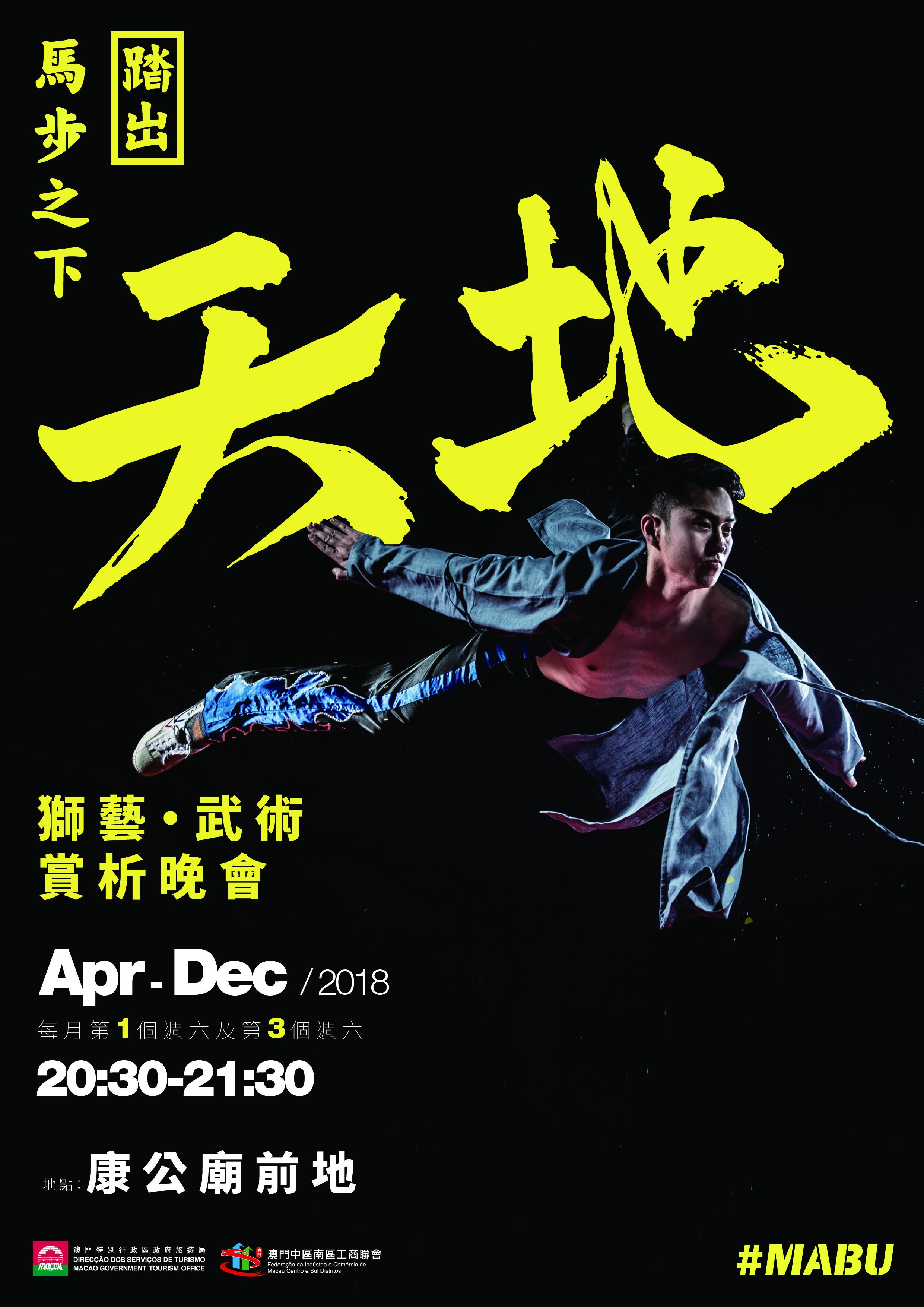 武術獅藝專案Poster - 4