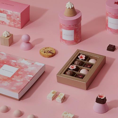 peninsula boutique sakura bloom campaign