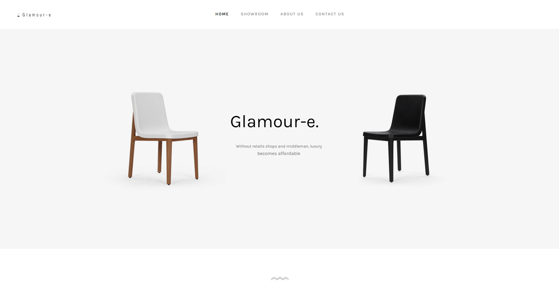 英國手工傢具零售商Glamour-e為保留後續電商功能延展性,使用Magento為後台系統開發電子產品目錄。