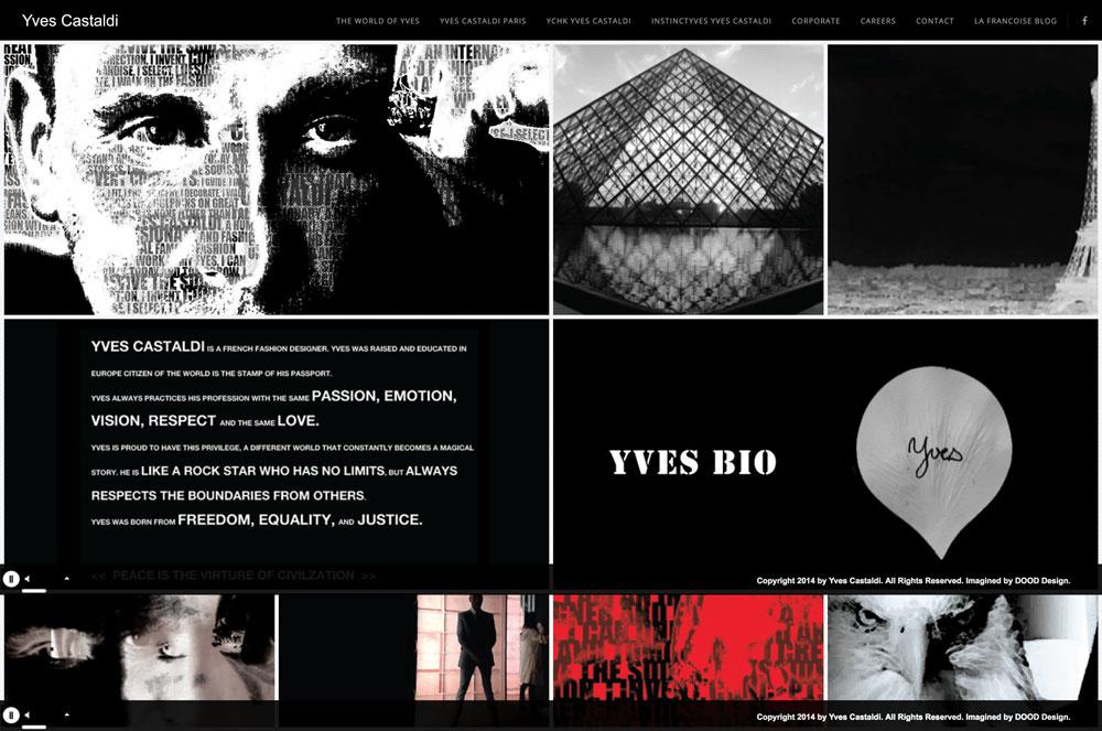 Yves Castaldi Homepage